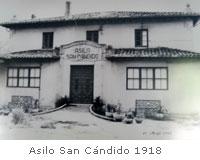 Residencia San Cándido en 1918